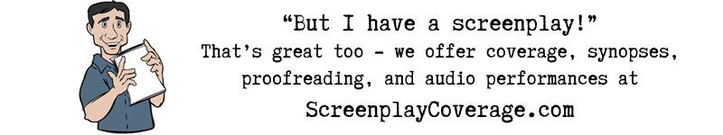 ScreenplayCoverage.com